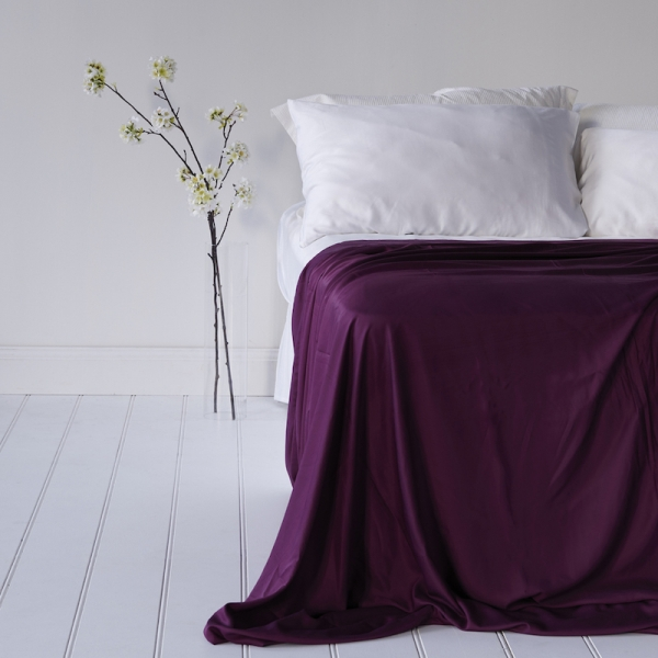 Bamboo Sheet Organic Softest Moisture Wicking Deep Pocket Bedding, Silk Like Soft, Light Cooling 1
