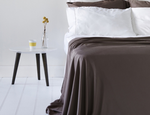Bamboo Sheets, Fitted & Flat Sheets – Silky, Cool, Breathable, Naturally Organic, Coolest Sheets Material
