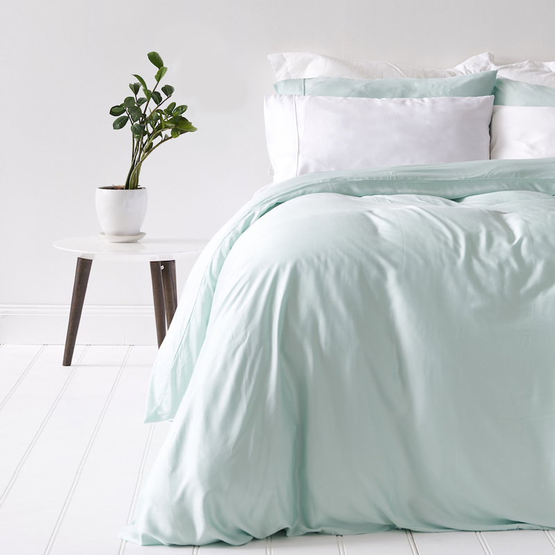 100% Bamboo Bed Sheet Set - Cooling and Thermoregulating, Hypoallergenic, World's Softest Sheets 1