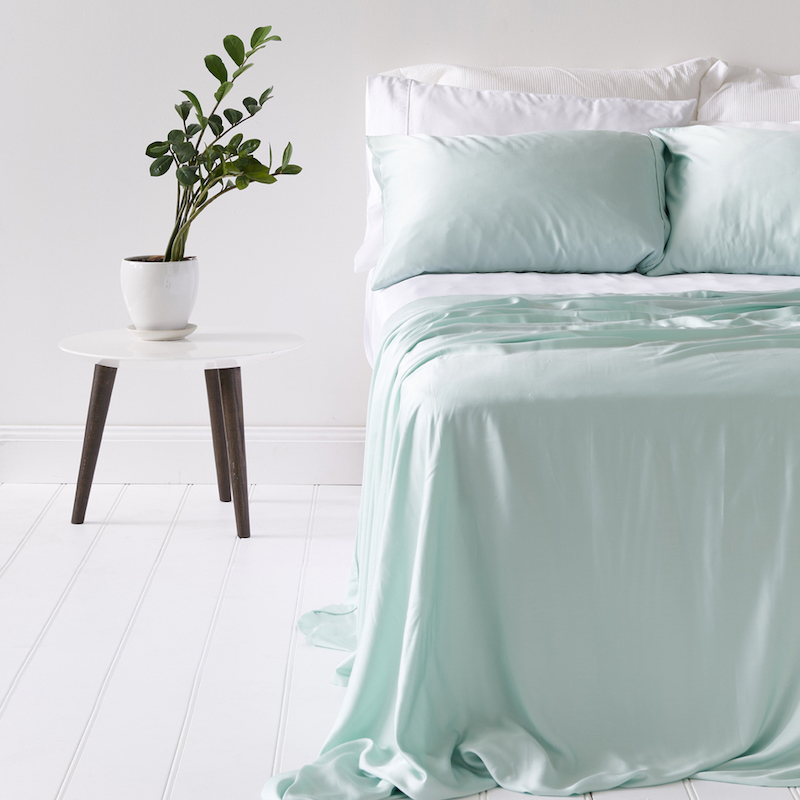 100% Bamboo Bed Sheet Set - Cooling and Thermoregulating, Hypoallergenic, World's Softest Sheets 2