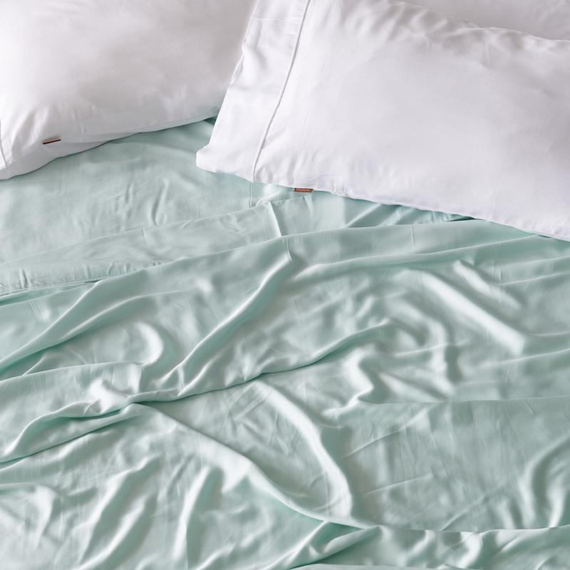 100% Bamboo Bed Sheet Set - Cooling and Thermoregulating, Hypoallergenic, World's Softest Sheets 4