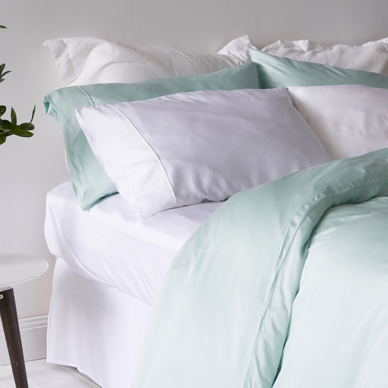 100% Bamboo Bed Sheet Set - Cooling and Thermoregulating, Hypoallergenic, World's Softest Sheets 3
